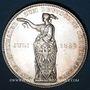 Coins Francfort. Ville. Taler 1862