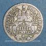 Coins Hambourg. 4 schilling 1725 IHL
