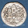 Coins Hambourg. Dreiling (= 3 pfennig) 1752 IHL