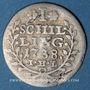 Coins Hambourg. Ville. 1 schilling (= 12 pfennig) 1738 IHL