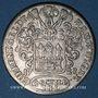 Coins Hambourg. Ville. 8 schilling 1728 IHL