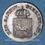 Coins Hanovre. Ernest Auguste (1837-1851). 4 pfennig (= 3 1/2 mariengroschen) 1841 S