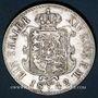 Coins Hanovre. Ernest Auguste (1837-1851). Taler 1842 A