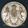 Coins Hanovre. Georges V (1851-1866). Taler 1865 B