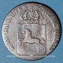 Coins Hanovre. Guillaume IV (1830-1837). 1/24 taler 1837 B