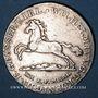 Coins Hanovre. Guillaume IV (1830-1837). 16 gute groschen 1834 A