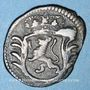 Coins Hesse-Cassel. Guillaume VIII (1751-1760). 4 heller 1759