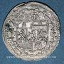 Coins Hesse-Darmstadt. Ernest Louis (1678-1739). 2 albus 1697 IAR