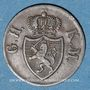 Coins Hesse-Darmstadt. Louis II (1830-1848). 1 heller 1844