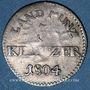 Coins Hesse-Darmstadt. Louis X (1790-1806). 3 kreuzer 1804