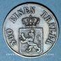 Coins Hesse. Frédéric Guillaume (1847-1866). 1 heller 1858