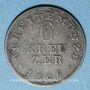 Coins Hesse. Louis II (1830-1848). 6 kreuzer 1826