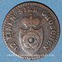 Coins Lippe-Detmold. Paul Frédéric Emile Léopold III (1851-1875). 1 pfennig 1851 A