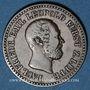 Coins Lippe-Detmold. Paul Frédéric Emile Léopold III (1851-1875). 1 silbergroschen 1860 A