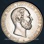 Coins Lippe-Detmold. Paul Frédéric Emile Léopold III (1851-1875). Taler 1860 A