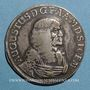 Coins Magdebourg. Auguste de Saxe-Weissenfels (1638-1680). 2/3 taler 1672 HH-F