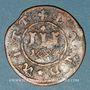 Coins Mecklembourg-Gustrow. Gustave Adolf (1636-1695). 3 pfennig