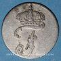 Coins Mecklembourg-Schwerin. Frédéric II (1756-1785). 1 schilling 1774