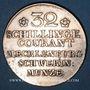 Coins Mecklembourg-Schwerin. Frédéric II (1756-1785). 32 schilling 1764