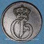 Coins Mecklembourg-Strelitz. Georges (1816-1860). 1 1/2 pfennig 1838