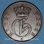 Coins Mecklembourg-Strelitz. Georges (1816-1860). 3 pfennig 1832 FN