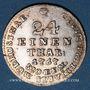 Coins Muhlausen. Ville. Groschen ( = 1/24 taler) 1767