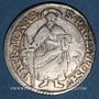 Coins Münster. Evêché. Clément Auguste de Bavière (1719-1761). 1/14 taler (= 2 schilling) 1755 IK
