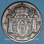 Coins Münster. Evêché. Clément Auguste de Bavière (1719-1761). 4 pfennig 1743