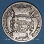 Coins Münster. Evêché. François Arnold de Wolff-Metternich (1706-1718). 1/12 taler 1715 WR