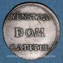 Coins Munster. Monnayage de la Cathédrale. 2 pfennig 1790