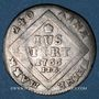 Coins Nassau-Dietz. Guillaume V (1751-1806). 5 kreuzer 1766 IIE