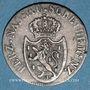 Coins Nassau. Frédéric Auguste (1803-1816). 3 kreuzer 1810