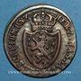 Coins Nassau. Guillaume (1816-1839). 1/4 kreuzer 1817