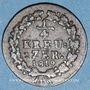 Coins Nassau. Guillaume (1816-1839). 1/4 kreuzer 1819