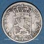 Coins Nassau. Guillaume (1816-1839). 6 kreuzer 1834