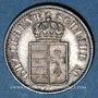 Coins Oldenbourg. Nicolas Frédéric Pierre (1853-1900). 1 grote 1857 B