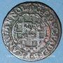 Coins Paderborn. François Arnold de Wolff-Metternich zu Gracht (1704-1718). 1 pfennig 1706