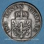 Coins Prusse. Frédéric Guillaume IV (1840-1861). 2 pfennig 1855 A