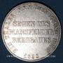 Coins Prusse. Frédéric Guillaume IV (1840-61). Taler des mines (Ausbeutetaler) 1858 A