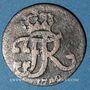 Coins Prusse. Frédéric II (1740-1786). 3 pfennig 1742 EGN