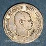 Coins Prusse. Guillaume I (1861-1888). 1/6 taler 1862 A