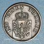 Coins Prusse. Guillaume I (1861-1888). 2 pfennig 1867 C