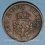 Coins Prusse. Guillaume I (1861-88). 3 pfennig 1870 A