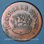 Coins Rostock. Ville. 3 pfennig 1855 BS