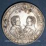 Coins Saxe-Altenbourg. Jean-Philippe et ses frères (1603-1625). Taler 1605 WA. Saalfeld