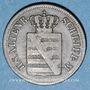 Coins Saxe-Altenbourg. Joseph (1834-1848). 2 pfennig 1841 G
