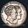 Coins Saxe. Antoine (1827-1836). Taler 1831. Constitution de 1831