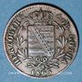Coins Saxe-Cobourg-Gotha. Ernest II (1844-1893). 1 pfennig 1865 B