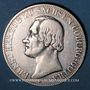 Coins Saxe-Cobourg-Gotha. Ernest II (1844-1893). Taler 1846 F