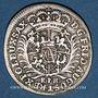 Coins Saxe. Frédéric Auguste I (1694-1733). 1/12 taler 1704 EPH